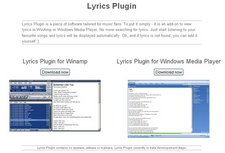 situs lyricsplugin