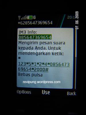 Modus penipuan melalui SMS